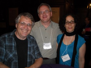 Scott McCloud, Brian Fies, Sarah Leavitt at Comics and Medicine 2011